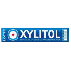 Lotte Xylitol Gum Fresh Mint 1...