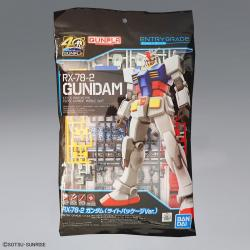 BANDAI ENTRY GRAND EX0 RX-78-2...