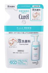 KAO Curel Foam Facial Wash Ref...