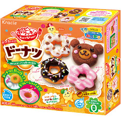Kracie Popin' Cookin' Donuts 3...