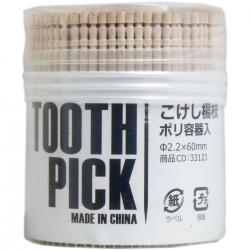 Daikoku Toothpick in a contain...