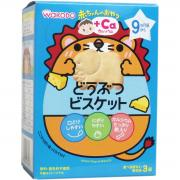 Wakodo baby snack + Ca animal ...